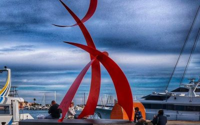Escultura monumental: compromiso de respeto con el espacio público